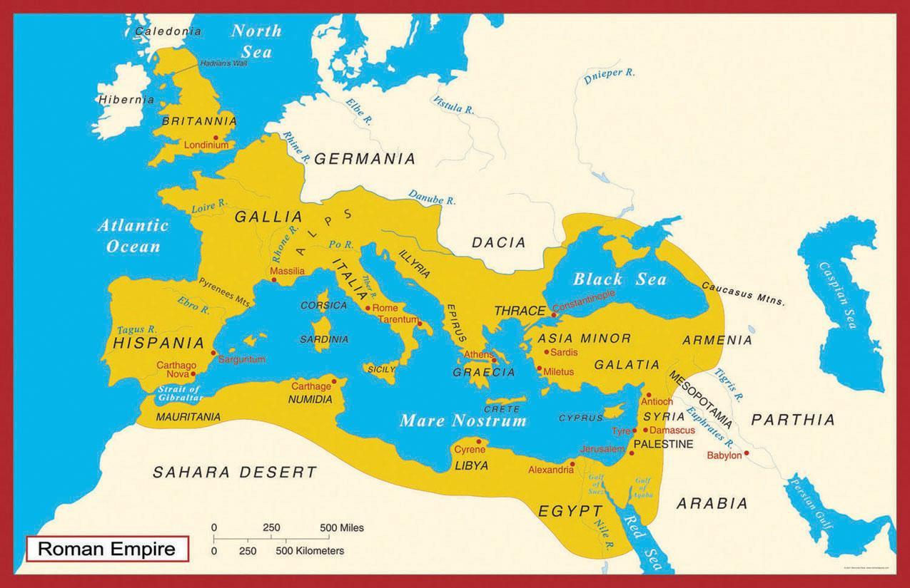 Gamle Kart Over Kypros Gamle Kypros Kart Sor Europa Europa